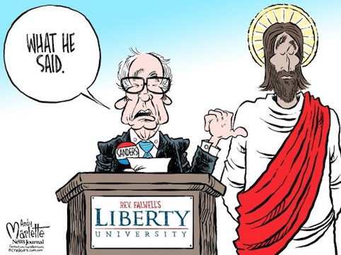 Bernie & Christ