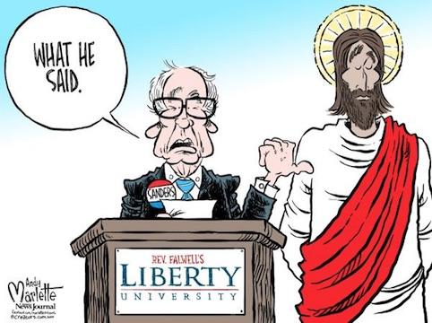 Bernie & Christ