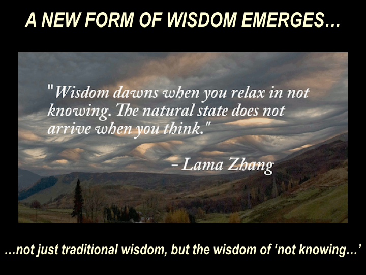 EoE 13 New Form of Wisdom