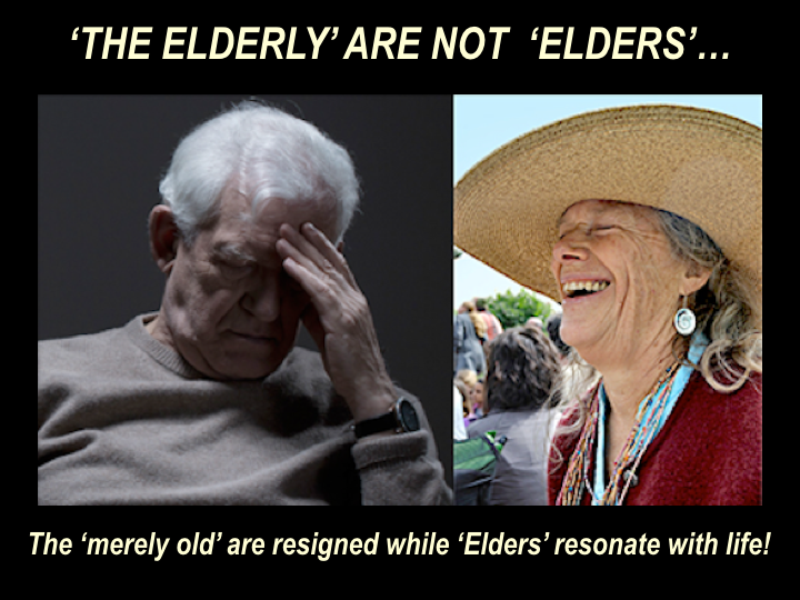 EoE 15 Elderly are not Elders