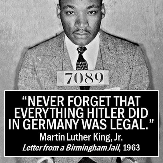16-03 8 MLK on Hitler