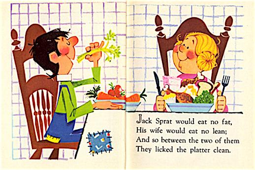 16-04 11 Jack Spratt & Wife