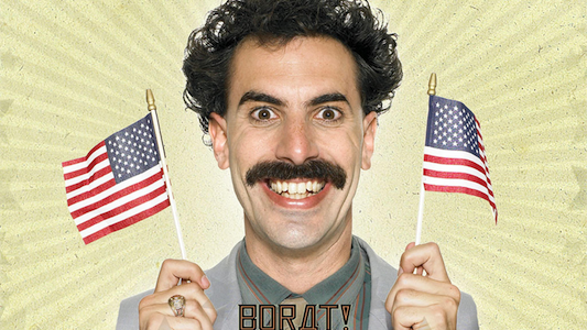 16-04 2 Borat Flags